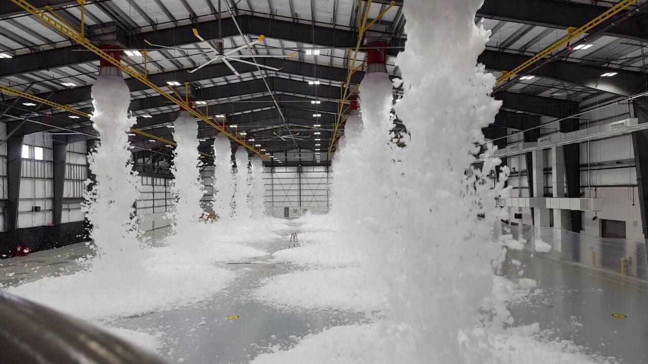 Foam Suppression Systems