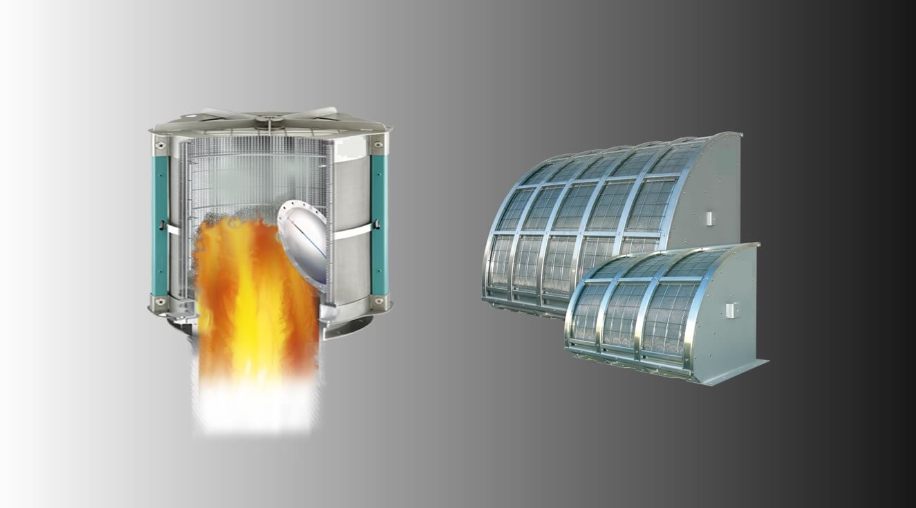 Explosion Protection - Spark Detection