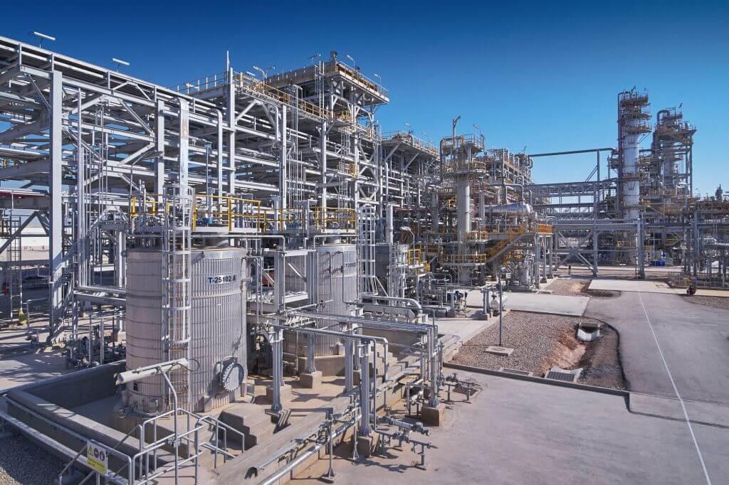Gazprom NEFT - Iraq Badra Petrol Platform