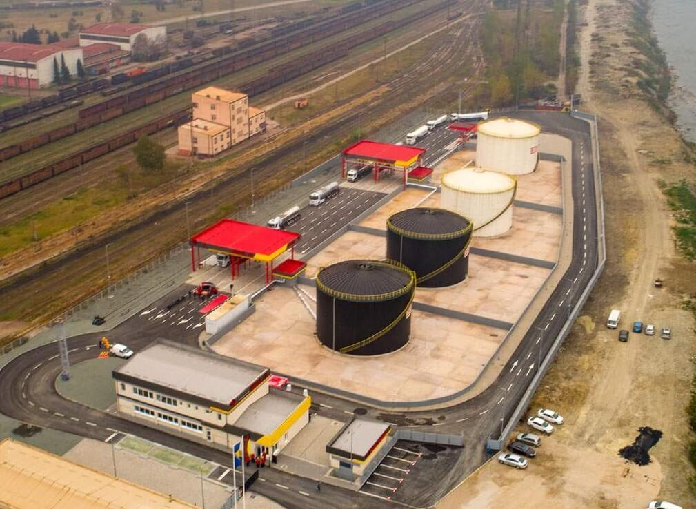 Hifa Oil – Bosnıa Zenica Petrol Platform