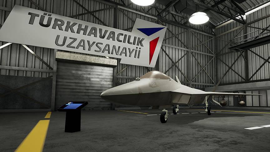 TAI (Turkish Aerospace Industry) B50 Hangars