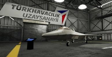 Türk Havacılık Ve Uzay Sanayi B50 Hangarları