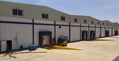 Sogepower LDAa – Afrika Luanda Gıda Fabrikası